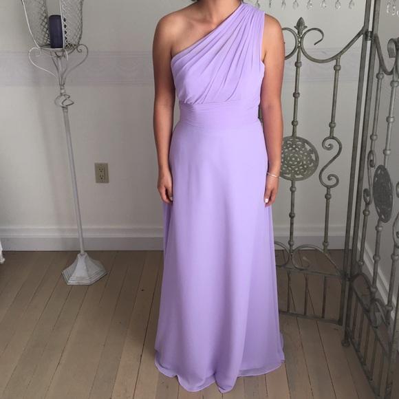 bd09900cea6 Azazie Ashley dress in Lilac